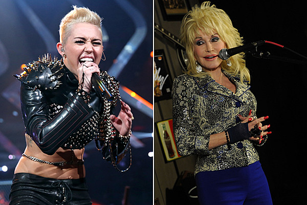 Watch Miley Cyrus Cover 'Jolene' by Dolly Parton in ...