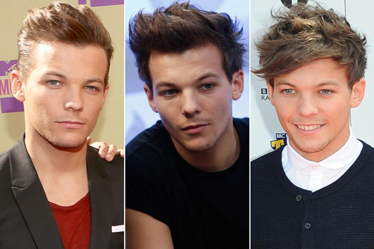 Favorite Louis Tomlinson Hairstyle Readers Poll