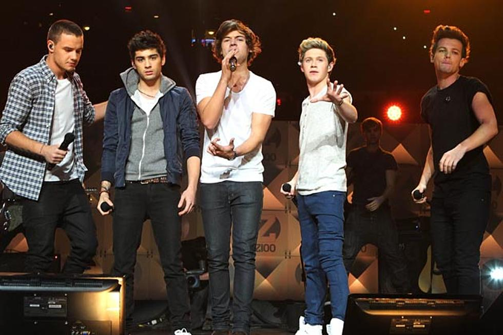 Watch One Direction Kick Off Their Take Me Home Tour at O2