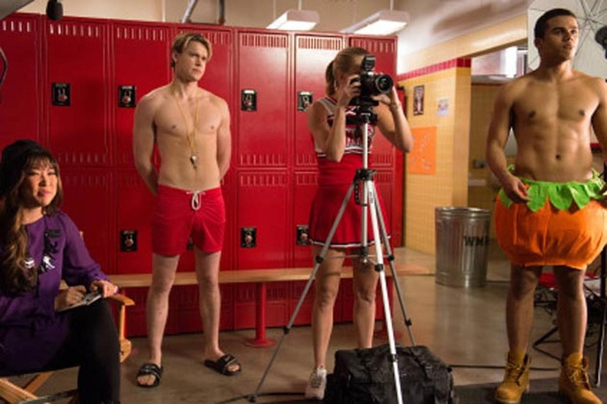 Glee Naked (TV Episode 2013) - IMDb