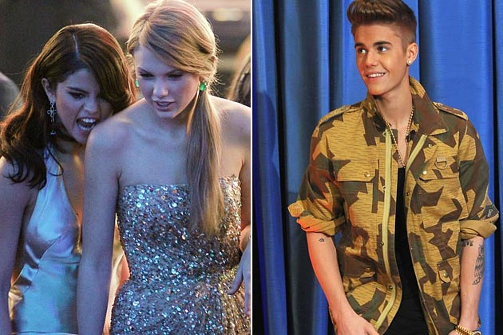 Another Ridiculous Rumor Taylor Swift Said To Be Chasing Justin Bieber Making Selena Gomez Mad