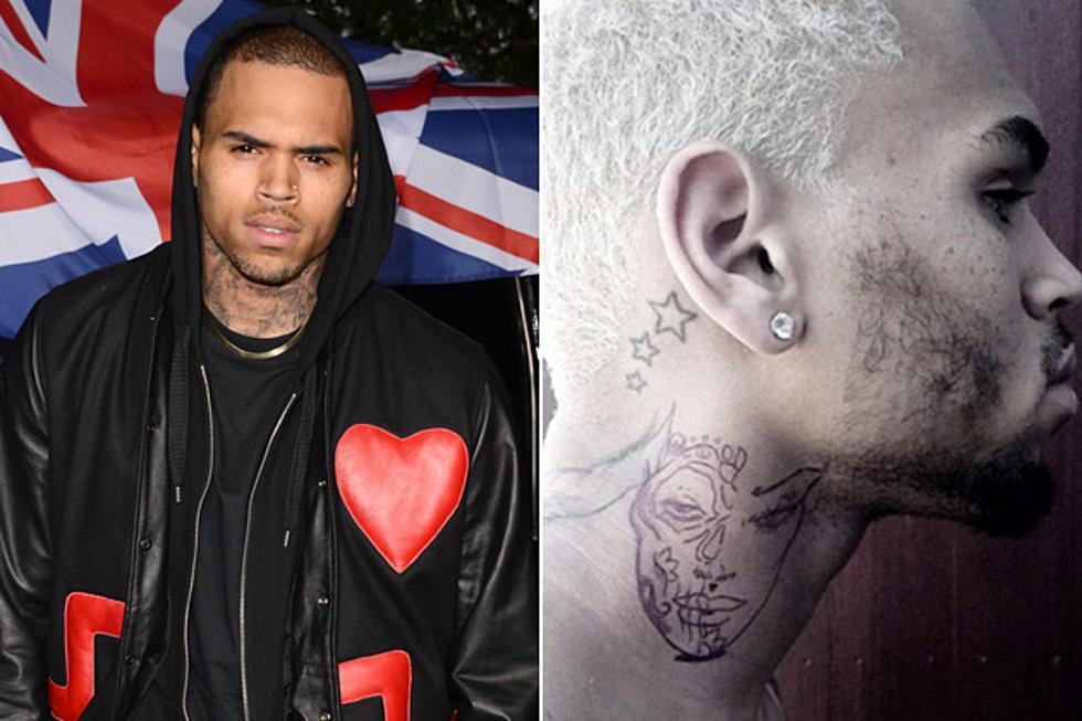 Chris Brown Bad Celebrity Tattoos