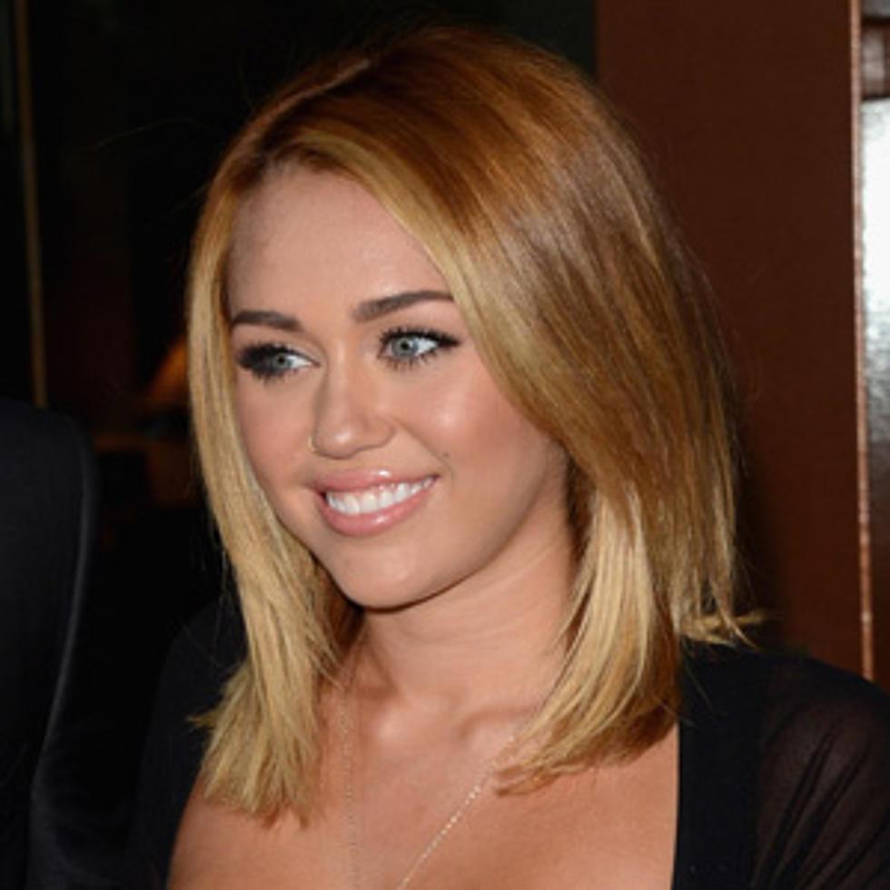 Golden Bob Best Miley Cyrus Hairstyles
