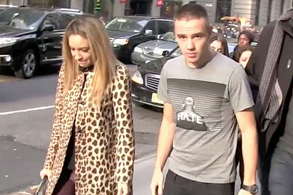 One Direction's Liam Payne + Danielle Peazer Split … Again