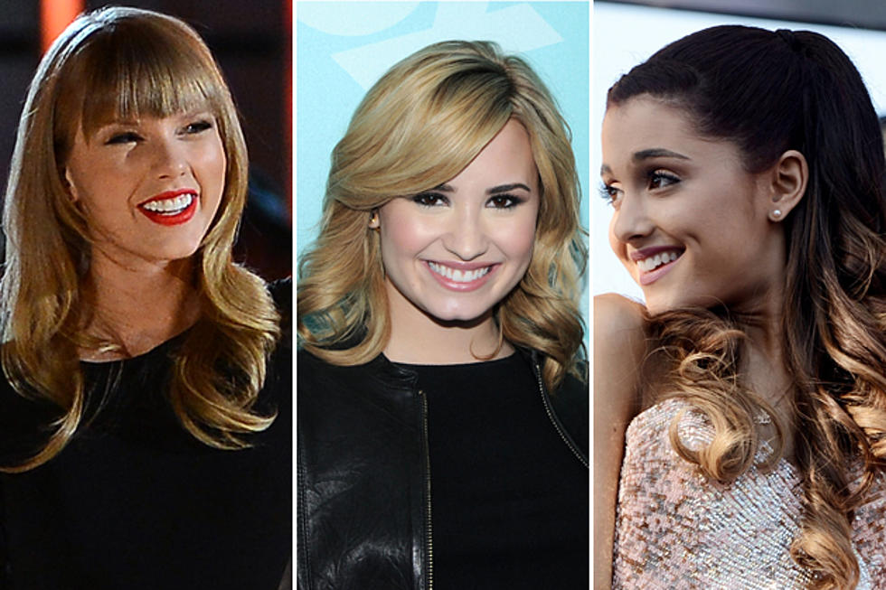 Image result for taylor demi ariana