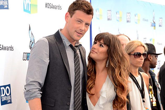 Lea Michele och Cory Monteith dating 2013