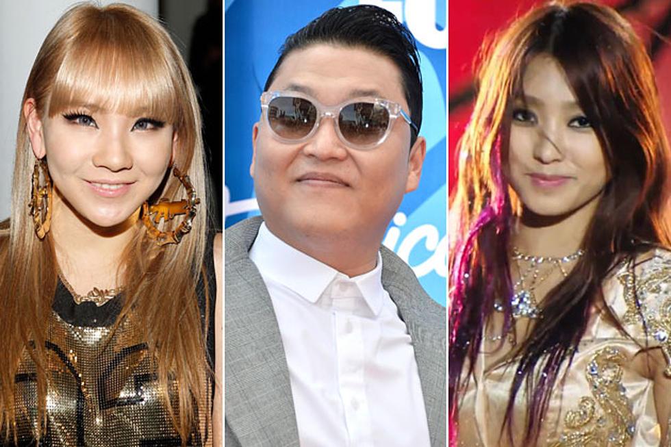 Top K-Pop Songs of 2013 (So Far)