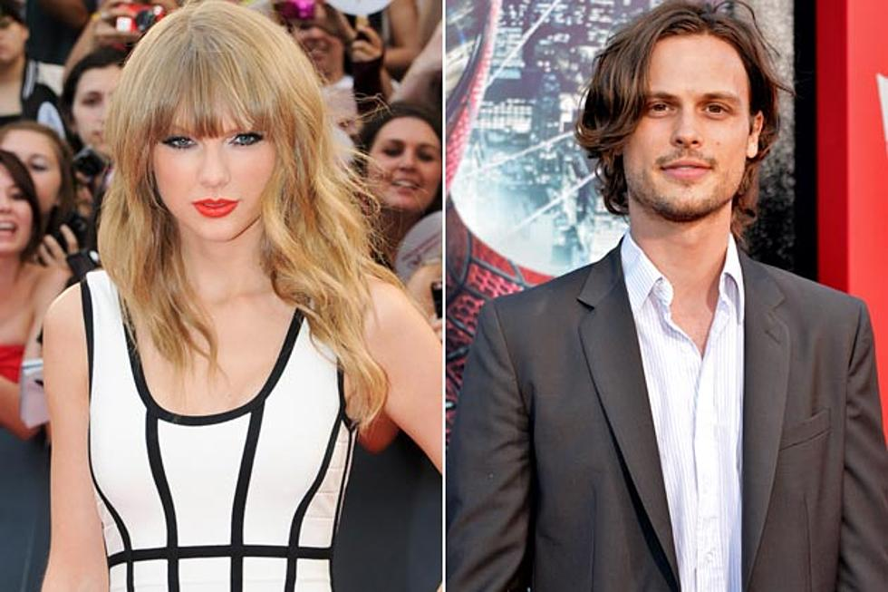 Is Taylor Swift Dating 'Criminal Minds' Actor Matthew Gray