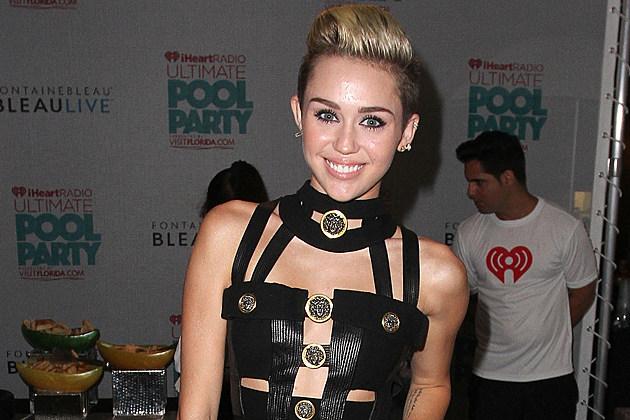 Miley Cyrus Teases New Track \u0027Wrecking Ball,\u0027 Talks Short