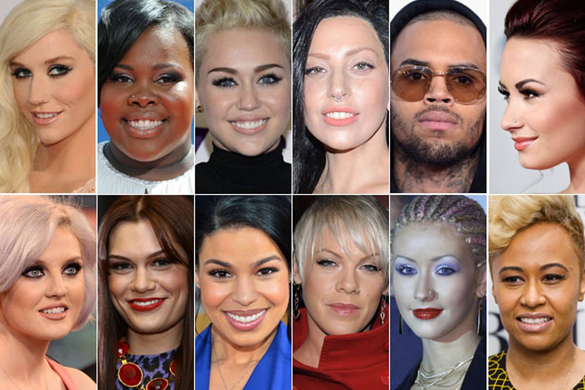 Which Singer Has The Best Nose Ring Readers Poll