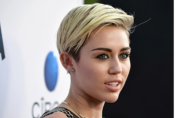 Miley Cyrus  Her Father Weigh In On Wrecking Ball Video-6629