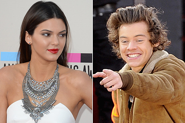 from Brooks kendall jenner and harry styles are not dating