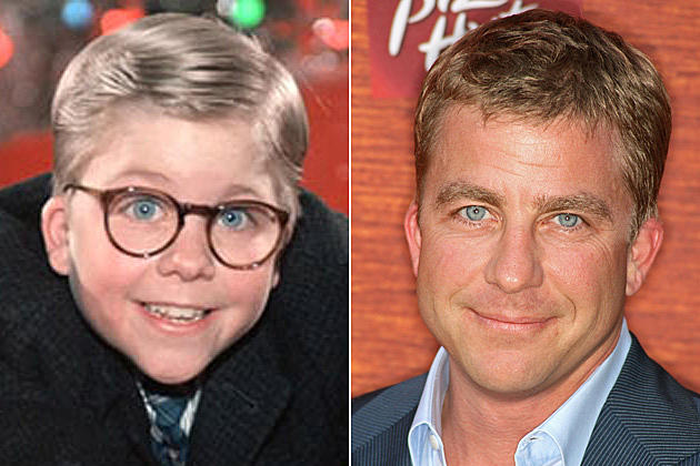 A Christmas Story Kid In Snowsuit.Then Now The Cast Of A Christmas Story