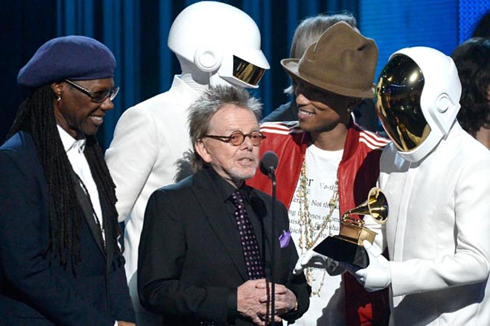 Helmet Daft Punk Without Helmets 2020