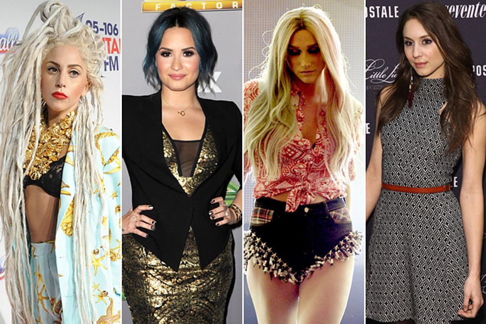 10 Celebrities Who've Battled Eating Disorders