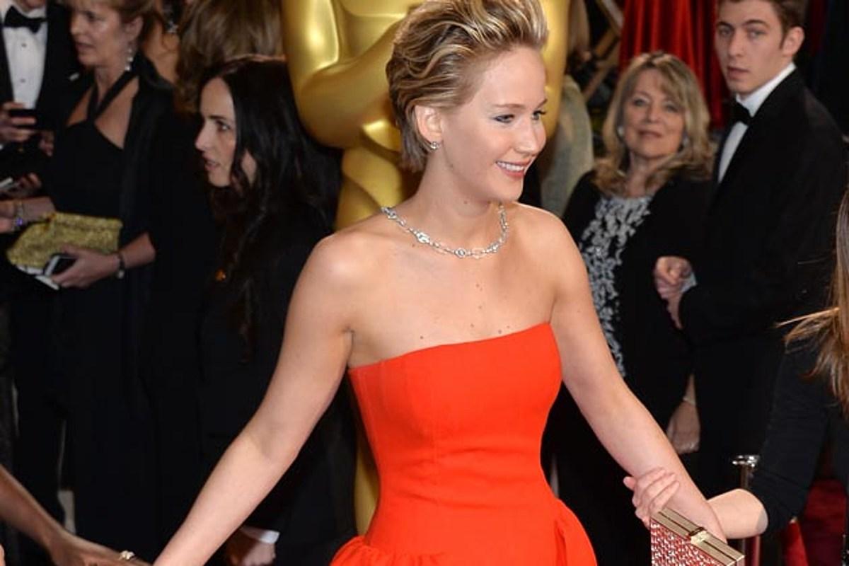 Did Jennifer Lawrence Fake Her 2014 Oscar Fall?