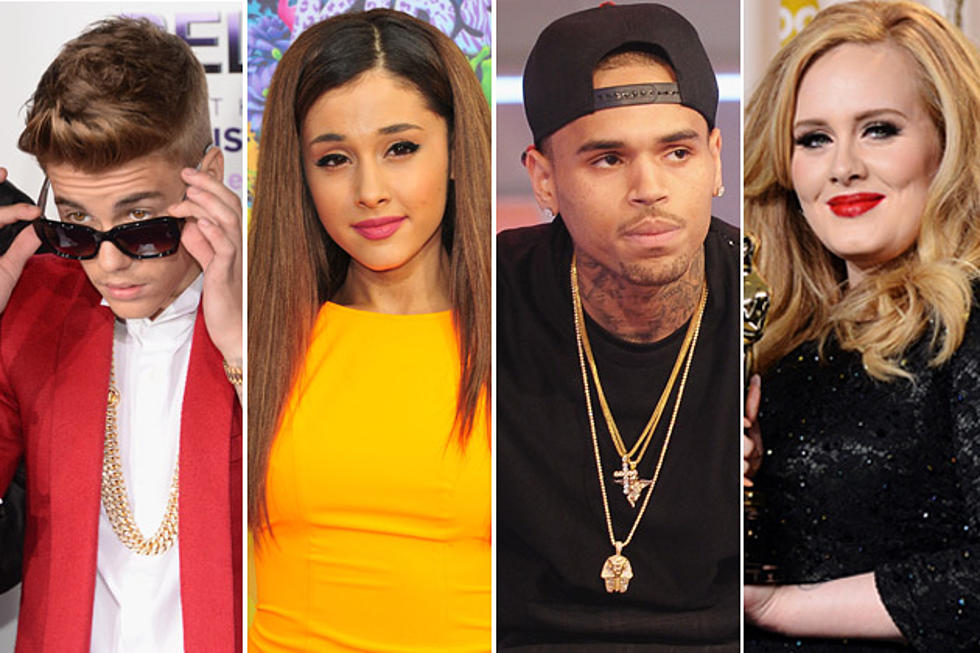 Justin Vs Ariana Vs Chris Vs Adele Best Neck Tattoo