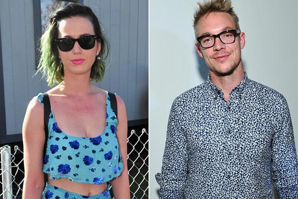 Diplo And Katy Perry >> Is Katy Perry Dating Diplo