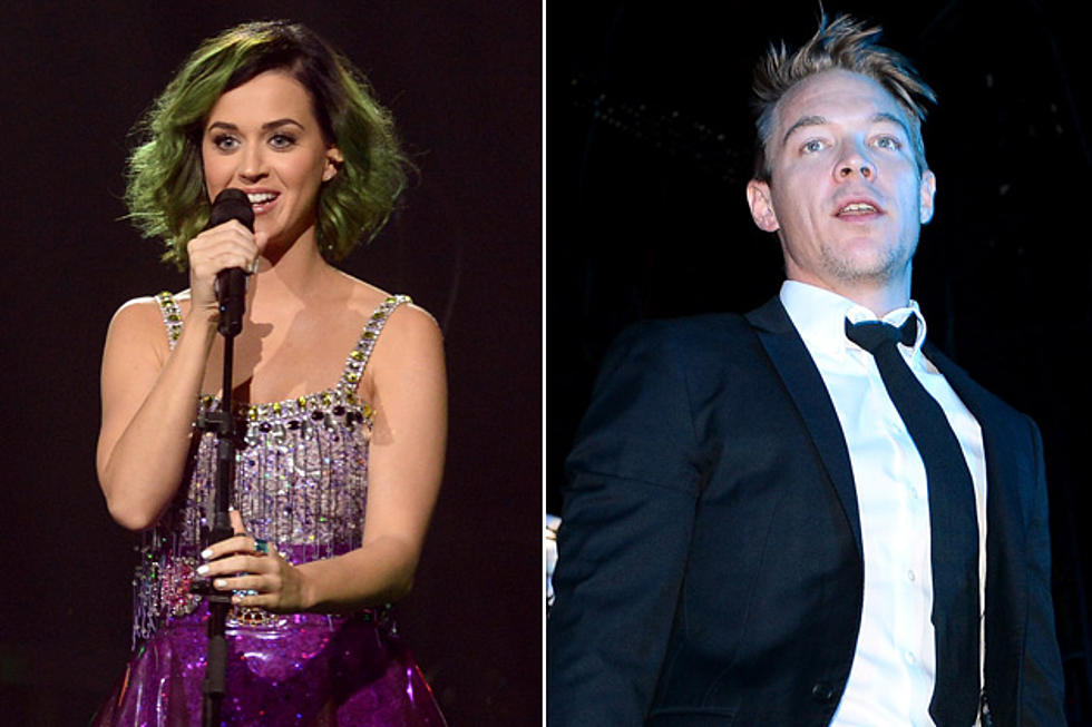 Diplo And Katy Perry >> More Katy Perry And Diplo Dating Rumors
