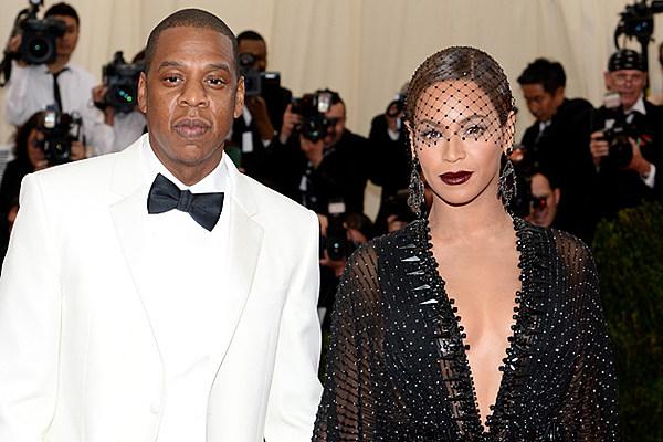 Jay Z & Beyonce Skip Kim Kardashian & Kanye West's Wedding