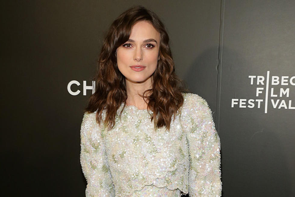 Keira Knightley Talks Awkward 'Sex Faces' Audition [Video]