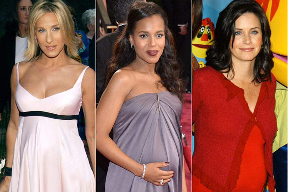 19 Celebrities Who Were Pregnant While Filming