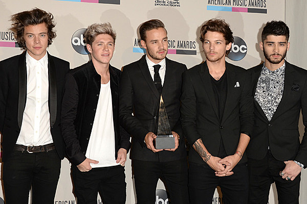 One Direction Detail: Details About One Direction's Rumored New Single 'One