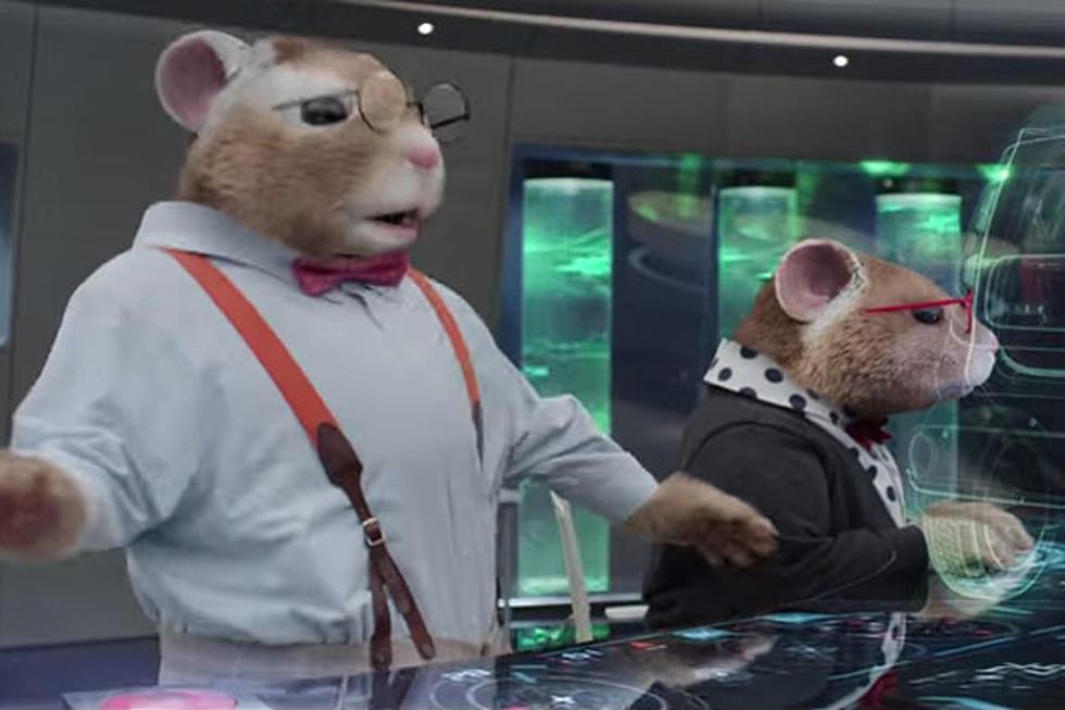 Kia Soul Hamster >> 2015 Kia Soul Ev Hamster Commercial What S The Song