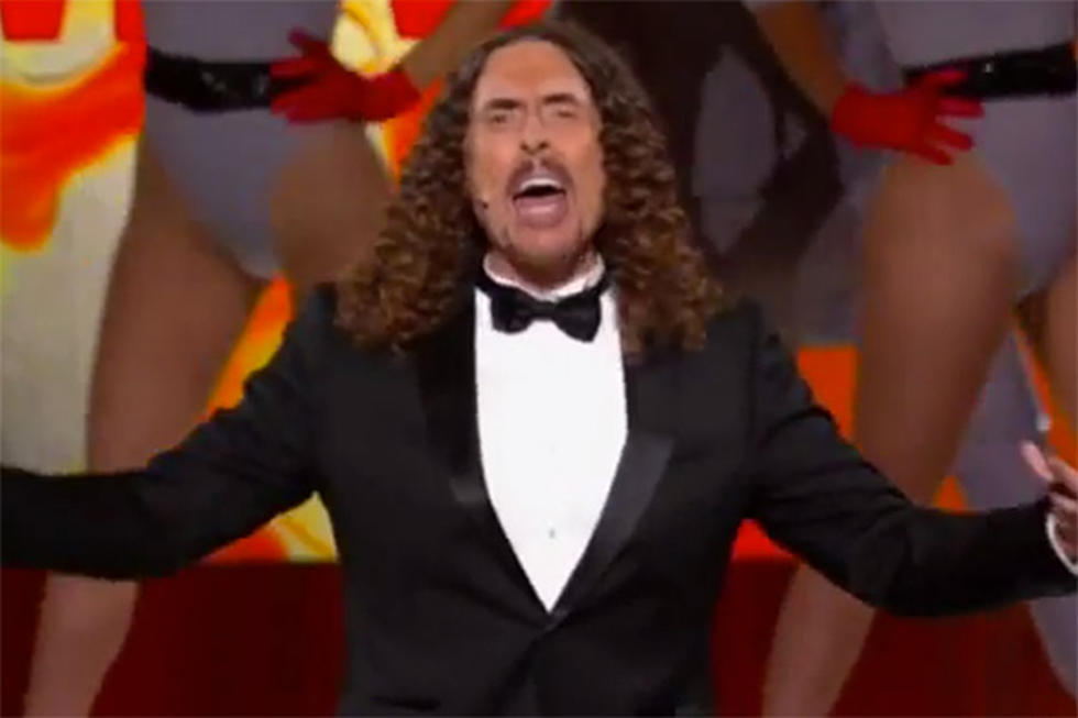 Watch Weird Al's Hilarious TV Show Theme-Song Medley at the 2014 Emmys  [VIDEO]