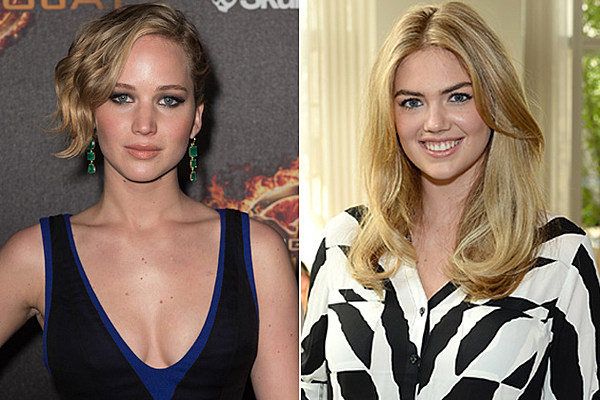 Jennifer Lawrence and Kate Upton Naked Pictures Featured