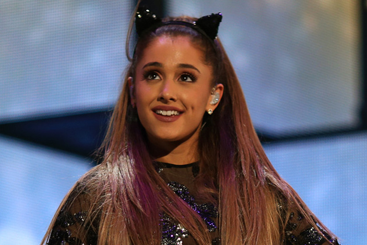Ariana Grande on nude photo leak: I dont take pictures