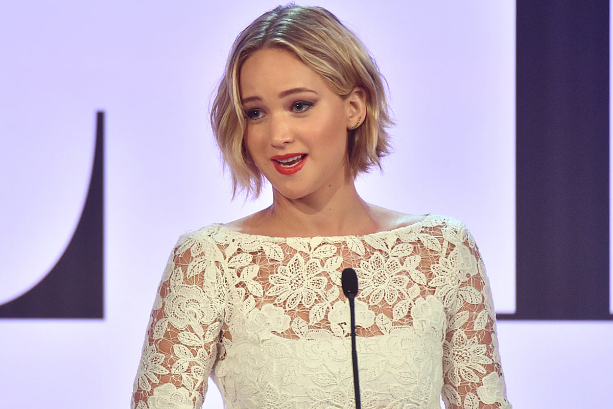 Jennifer Lawrence Explains Why She Will Never Get Twitter ...