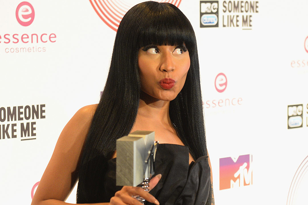 Nicki Minaj on 'Anaconda': 'It Was A Joke'