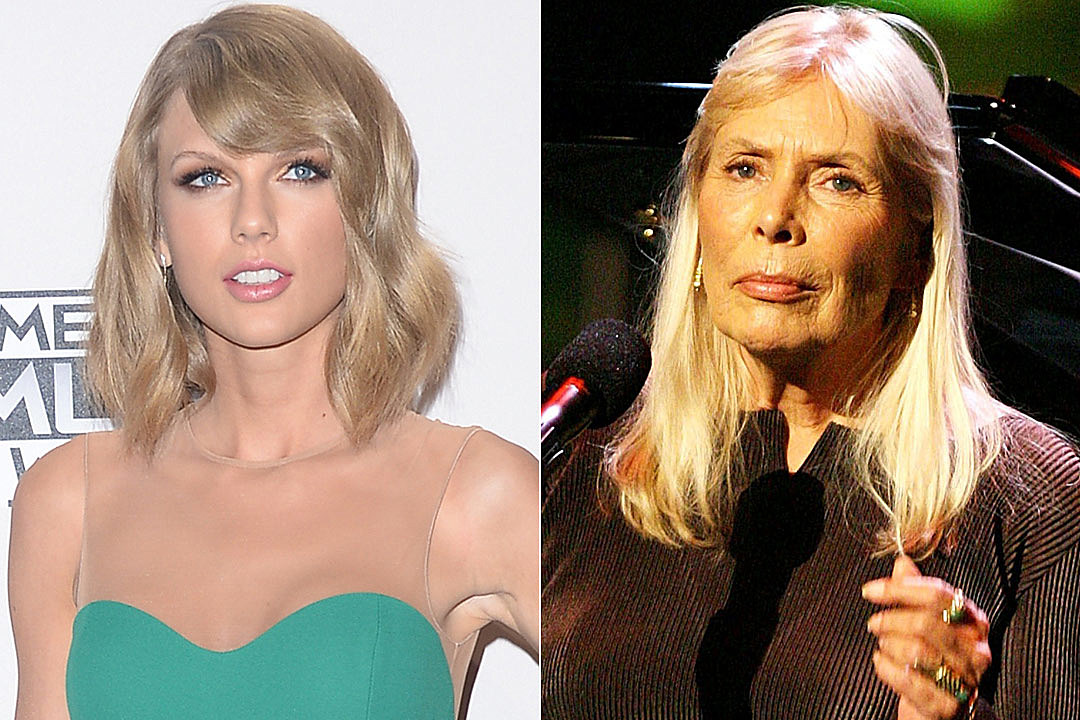 Joni Mitchell Shoots Down Taylor Swift Playing Her In Biopic