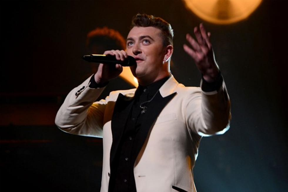 Sam Smith Have Yourself A Merry Little Christmas.Sam Smith Sings Have Yourself A Merry Little Christmas On