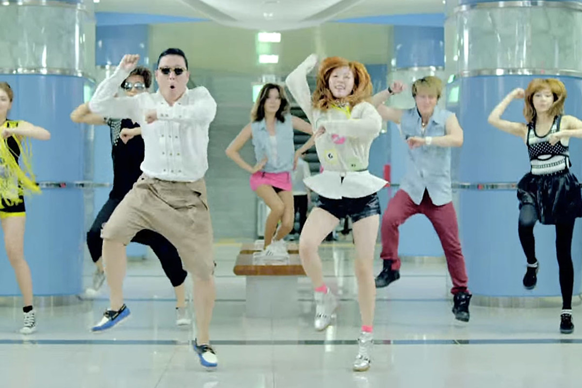 Psys Gangnam Style Video Breaks YouTube Counter