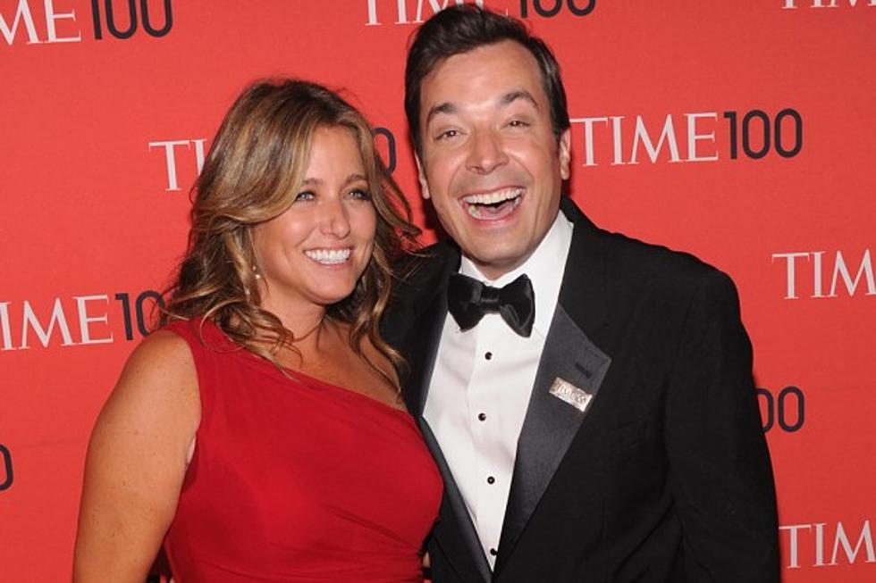 Jimmy Fallon and Nancy Juvonen Welcome Baby Girl