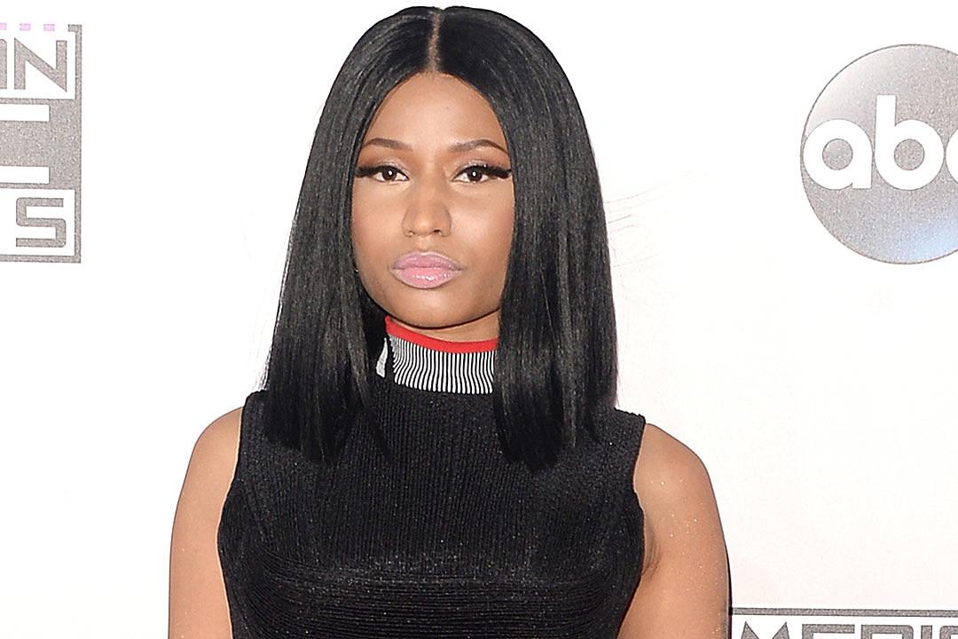 18185a09d23 Nicki Minaj Unveils Tracklist for 'The Pinkprint' [PHOTO]