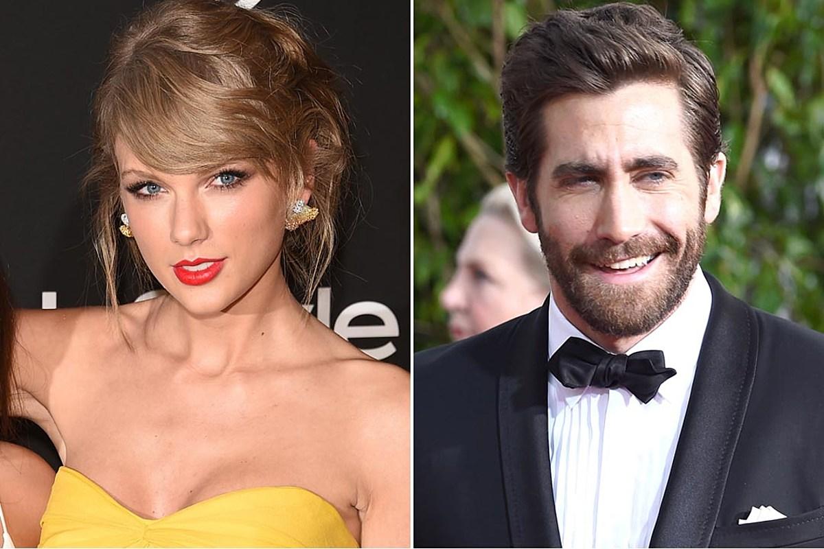 Taylor Swift Ran Into Jake Gyllenhaal After Golden Globes