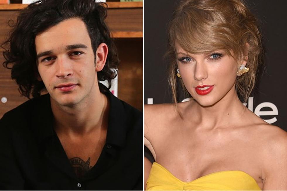 d523d74ae3f The 1975's Matt Healy Addresses Taylor Swift Dating Rumors