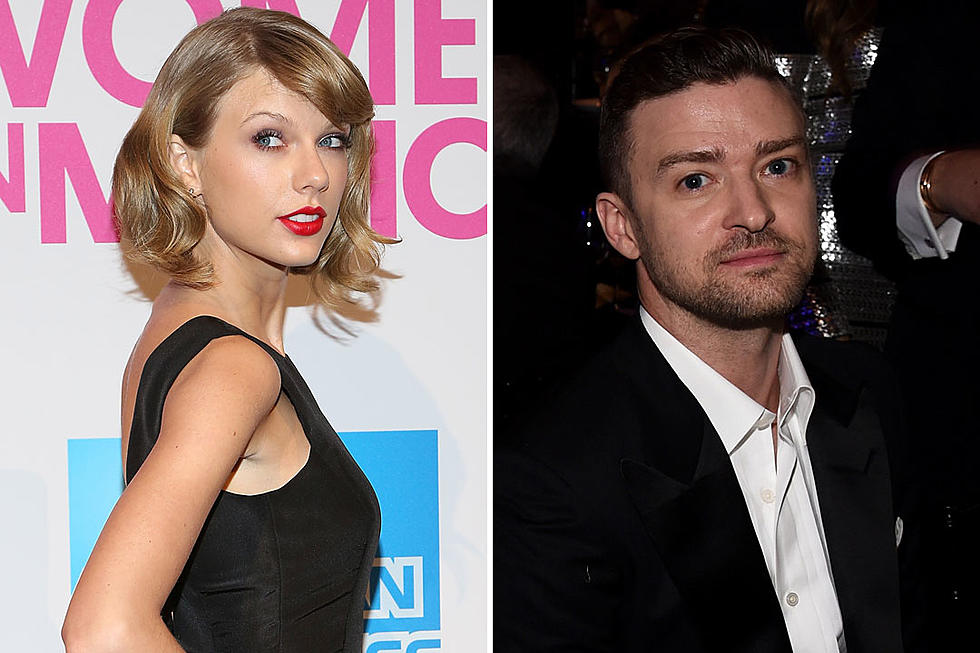 Taylor Swift Posts Selfie For Justin Timberlake S Birthday