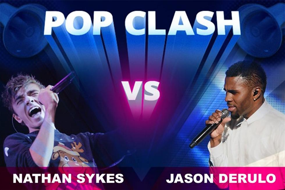 Nathan Sykes vs  Jason Derulo - Pop Clash