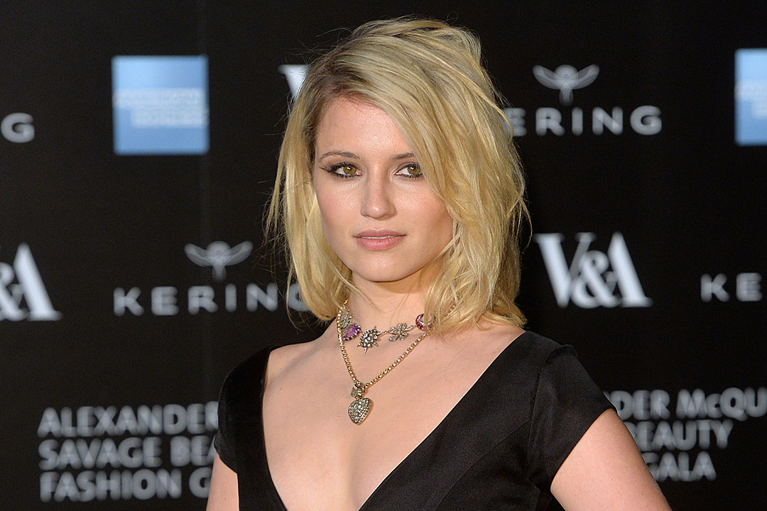 Quinn Fabray Goes Back To Blonde To Drop A Bombshell On Glee