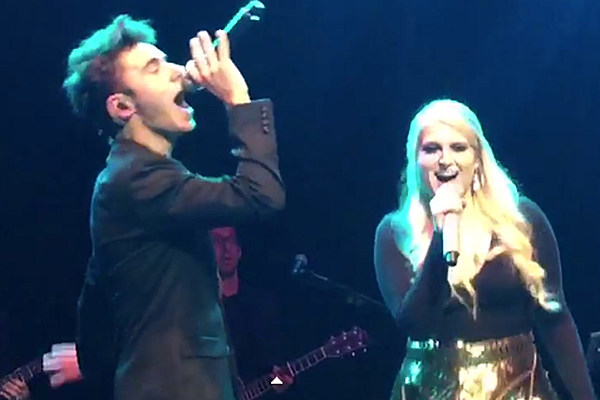 Meghan Trainor + Nathan Sykes Duet 'Like I'm Gonna Lose You