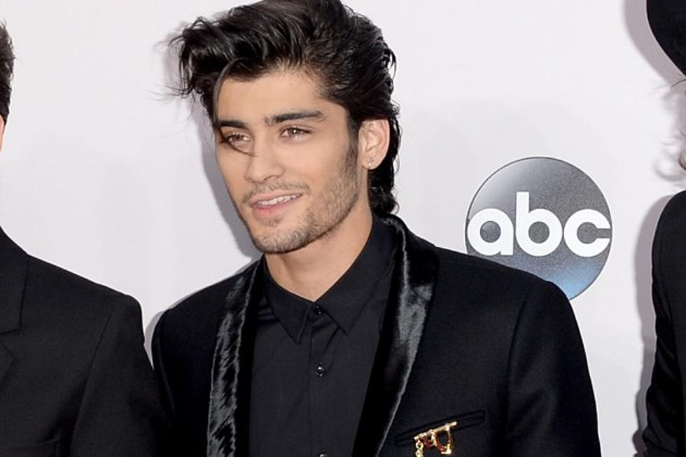 7b9fd70ae Zayn Malik Gives Second Interview Since Quitting One Direction