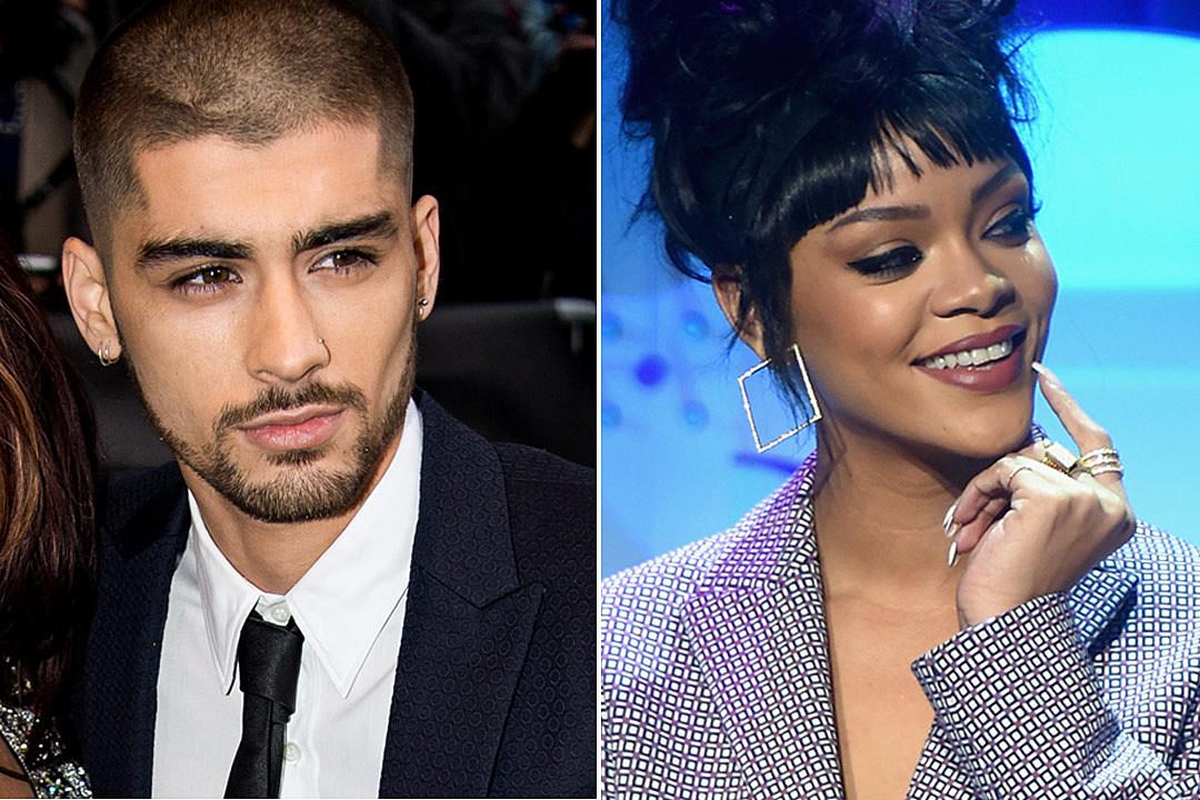 0304cda4f Zayn Malik vs. Rihanna: Whose New Piercing Do You Like Better?