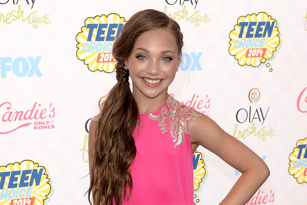 Maddie Ziegler To Free-Spin Right Out of 'Dance Moms' Cast