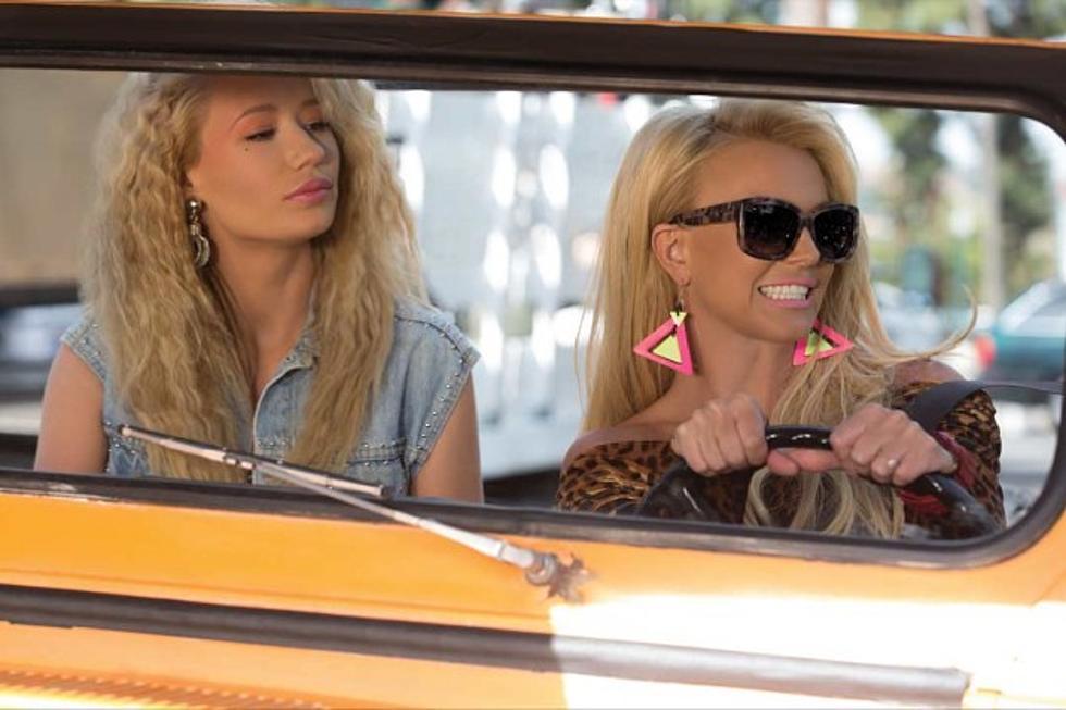 Britney Spears + Iggy Azalea's 'Pretty Girls' Named Song of Summer 2015