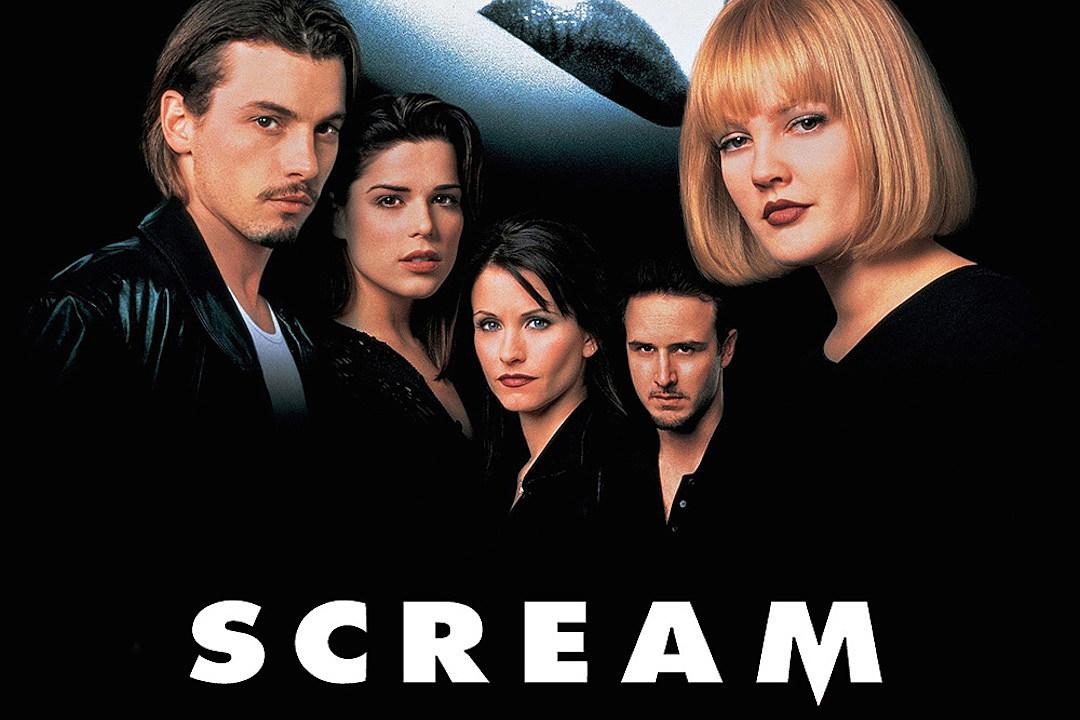 Scream cast series
