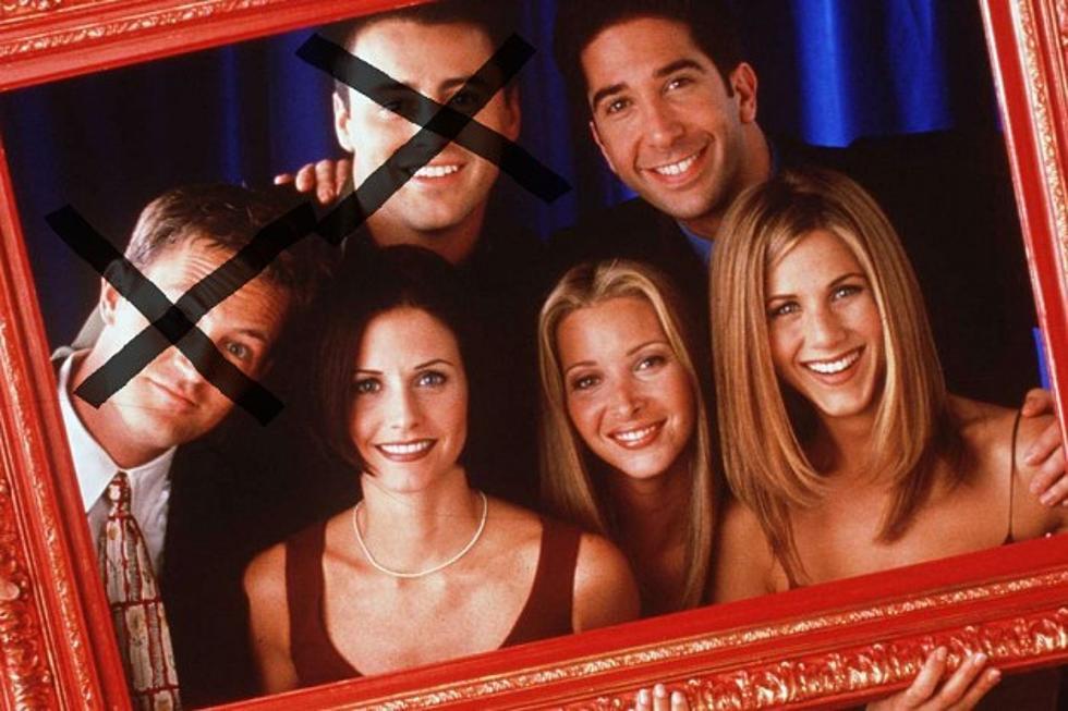 Matt Le Blanc and Matthew Perry Weren't Invited to Jen